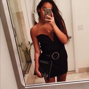Zara skirt belt